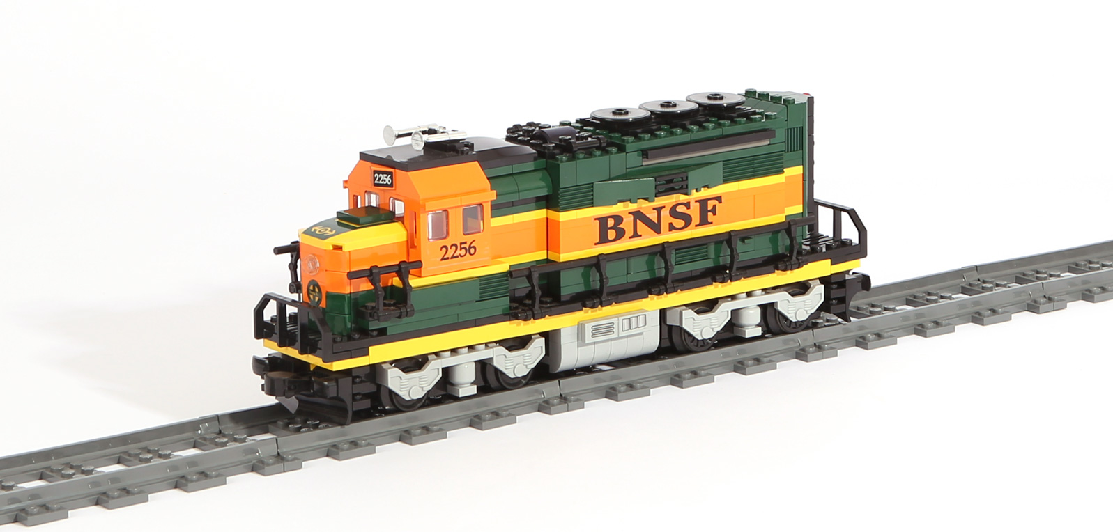 BSNF Burlington Northern Santa Fe – Original LEGO Set 10133