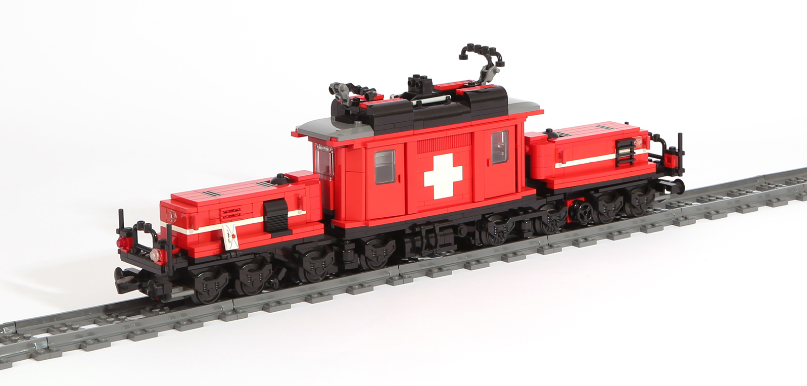 Swiss Krokodil – Original LEGO Set 10183