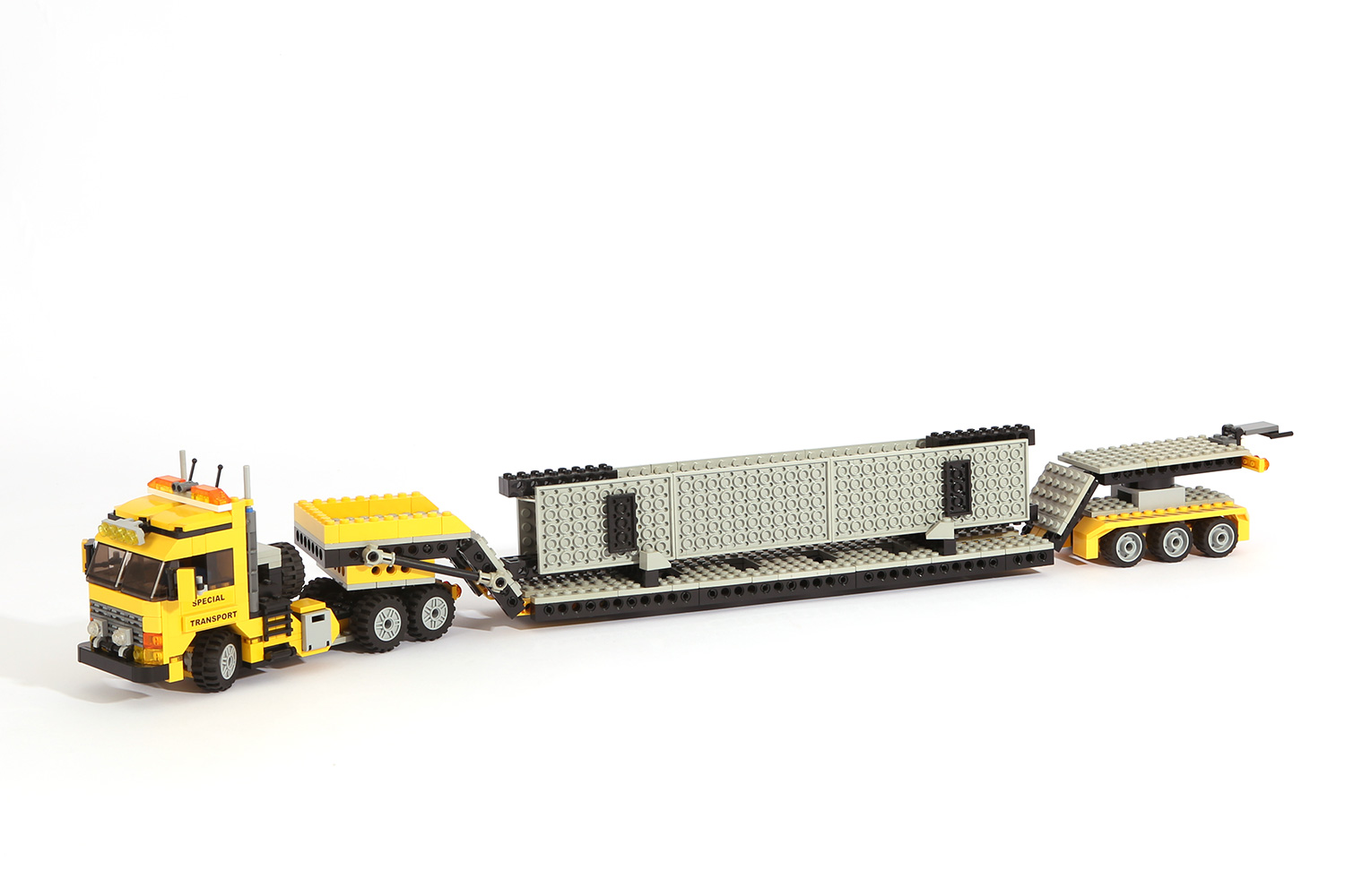 Schwertransporter – Original LEGO Set 7900