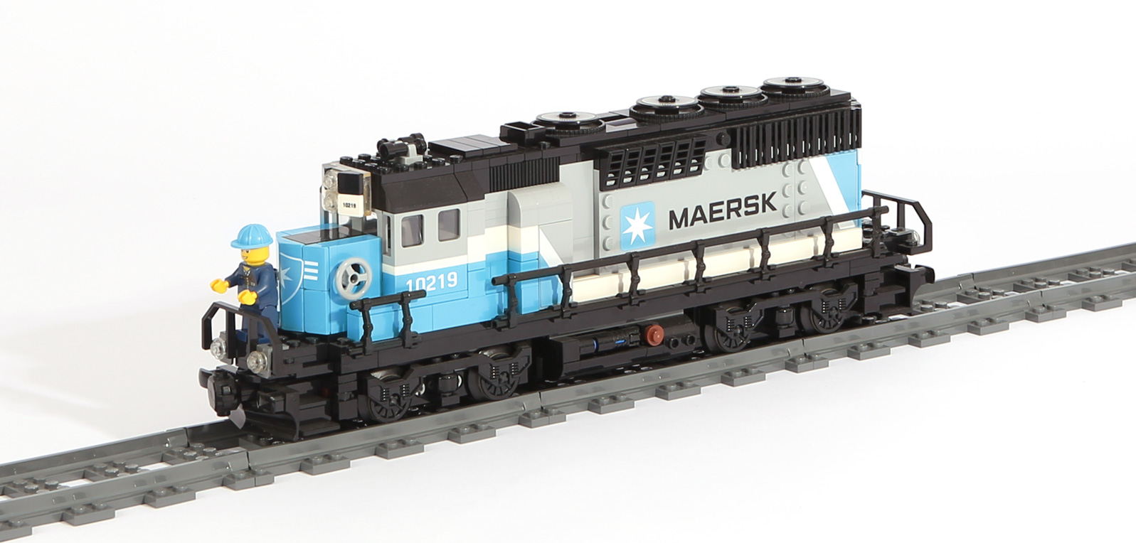 MAERSK GP60 – Original LEGO Set 10219