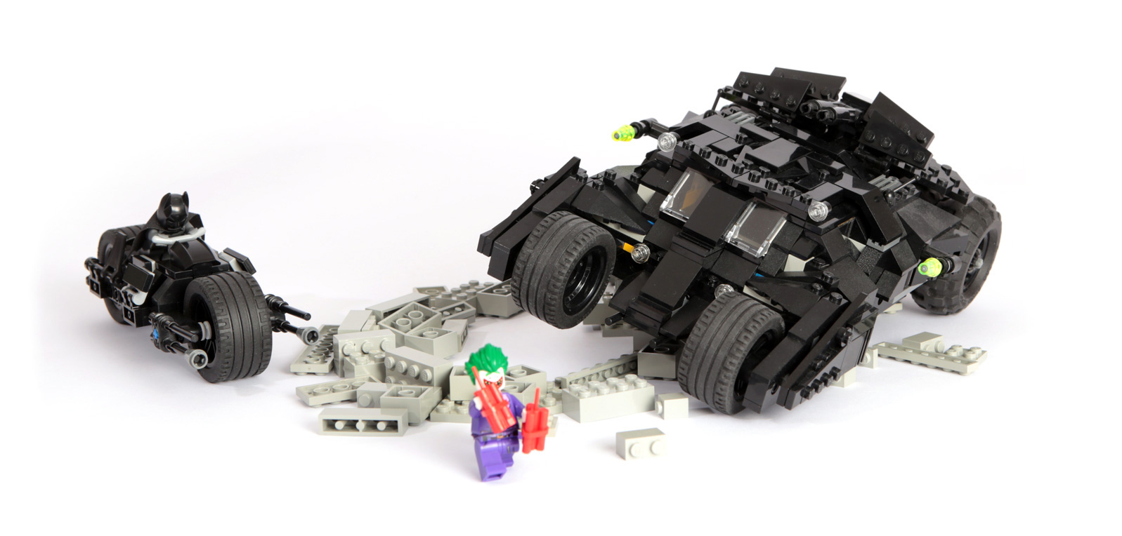 "Batman Tumbler  ""The Dark Knight"""